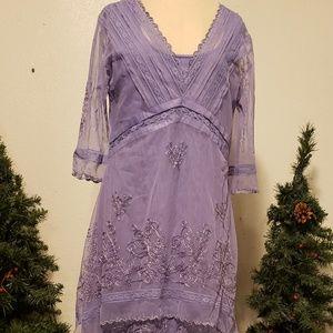 Nataya Titanic Dress Lavender